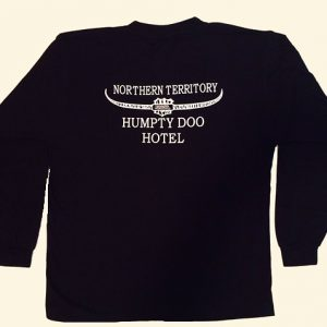 Humpty Doo Hotel Long Sleeve T Shirt